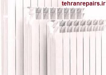 نصب رادیاتور شوفاژ
