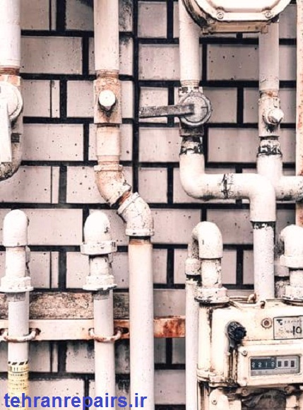 خدمات لوله کشی ساختمان