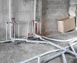 هزینه بازسازی لوله کشی آپارتمان