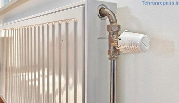 نصب و تعمیر شیر رادیاتور